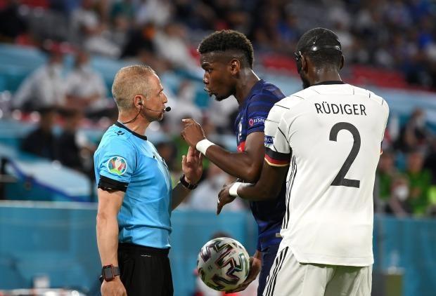 Pogba không muốn Rudiger bị treo giò vì lỡ… cắn