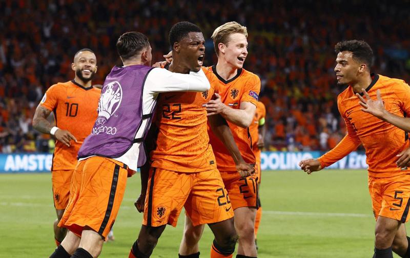 Kèo Hà Lan vs Áo: Sức mạnh 'cơn lốc da cam'