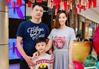 Chồng đại gia của Lã Thanh Huyền thường vào bếp nấu ăn cho vợ