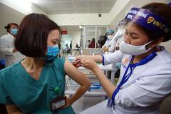 Hà Nội kêu gọi ủng hộ kinh phí mua vắc xin để sớm đạt miễn nhiễm cộng đồng