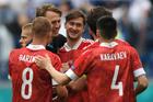 Video bàn thắng Phần Lan 0-1 Nga