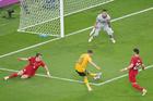 Thổ Nhĩ Kỳ 0-0 Xứ Wales: Ramsey bỏ lỡ cơ hội (H1)