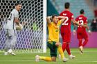 Thổ Nhĩ Kỳ 0-0 Xứ Wales: Ramsey phung phí cơ hội (H1)