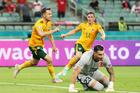 Thổ Nhĩ Kỳ 0-1 Xứ Wales: Bale kiến tạo, Ramsey ghi bàn (H2)