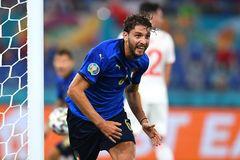 Italy 1-0 Thụy Sĩ: Locatelli mở tỷ số cho Azzurri (H1)