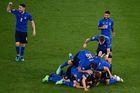 Video bàn thắng Italy 3-0 Thụy Sĩ - Bảng A EURO 2020