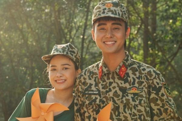 Dương Hoàng Yến đóng cặp với Đạt G kể chuyện tình quân ngũ