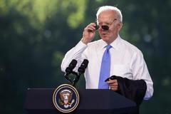 """Ông Biden nói chương trình nghị sự Mỹ """"không nhằm chống Nga"""""""