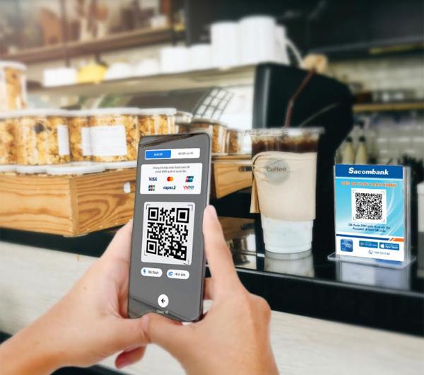 Sacombank đặt mục tiêu dẫn đầu công nghệ thanh toán không tiếp xúc