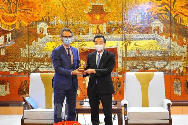 EU proposes building European-standard university in Hanoi