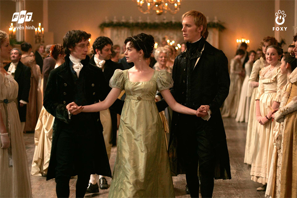 'Chuyện tình của Jane' - bản tình ca cổ điển và bi thương