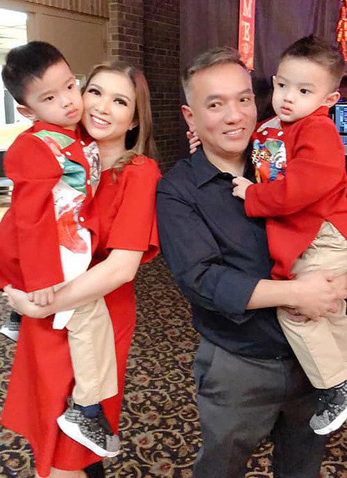 Phạm Thanh Thảo và chồng đại gia để dành tiền trong lu