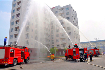 Quy định về phòng cháy chữa cháy nhà chung cư
