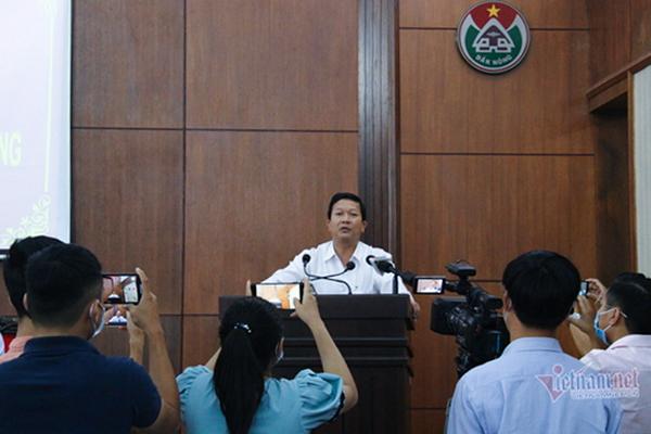 Chánh án TAND tỉnh Đắk Nông thông tin vụ tòa án huyện lập khống 57 hồ sơ