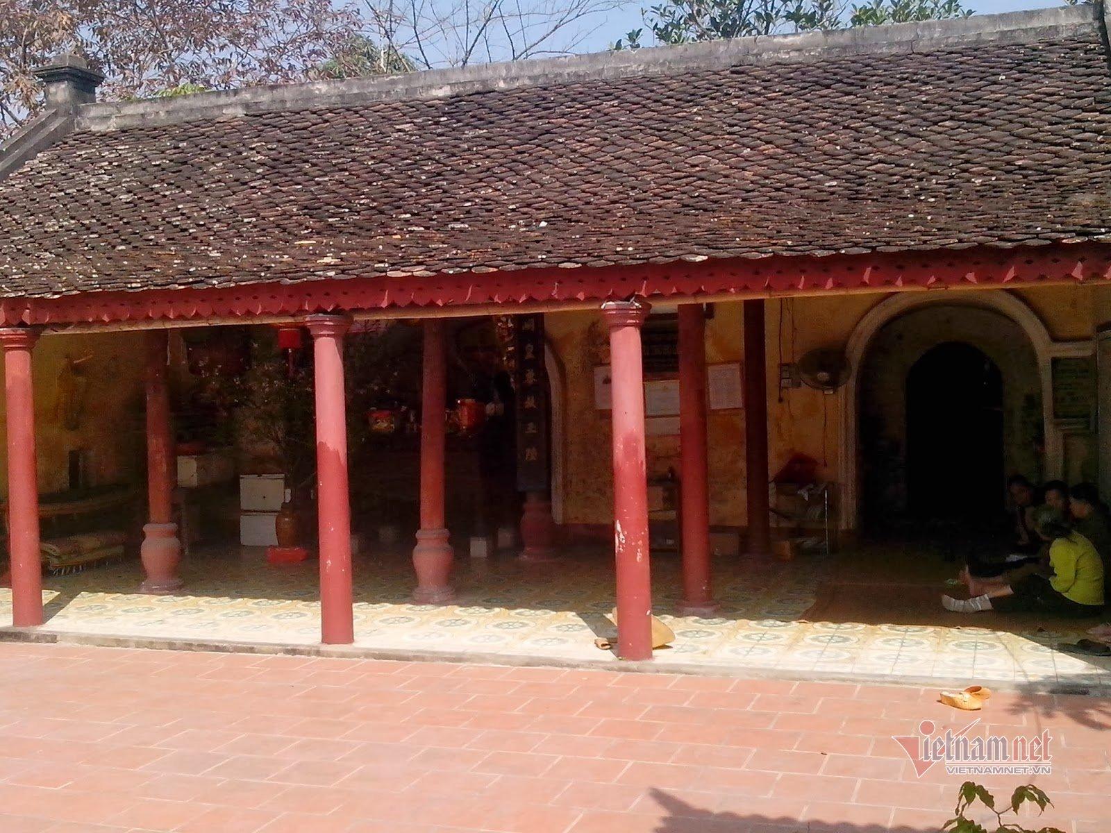 Nhà thờ họ 400 năm tuổi biến thành chùa: Vi phạm luật di sản nghiêm trọng
