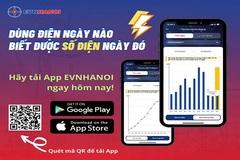 Tra cứu tiền điện dùng hàng ngày trên app EVNHANOI