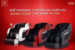 Azaki tư vấn 3 bước chọn mua ghế massage phù hợp