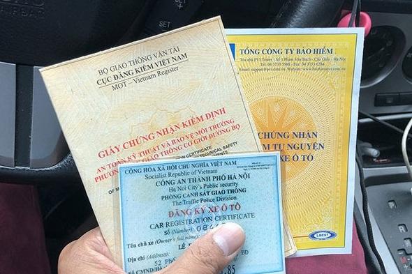 Bỏ giấy chứng nhận đăng kiểm ô tô, lợi đủ đường sao chưa làm?
