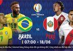 Trực tiếp Brazil vs Peru: Tam tấu Neymar - Jesus - Gabigol