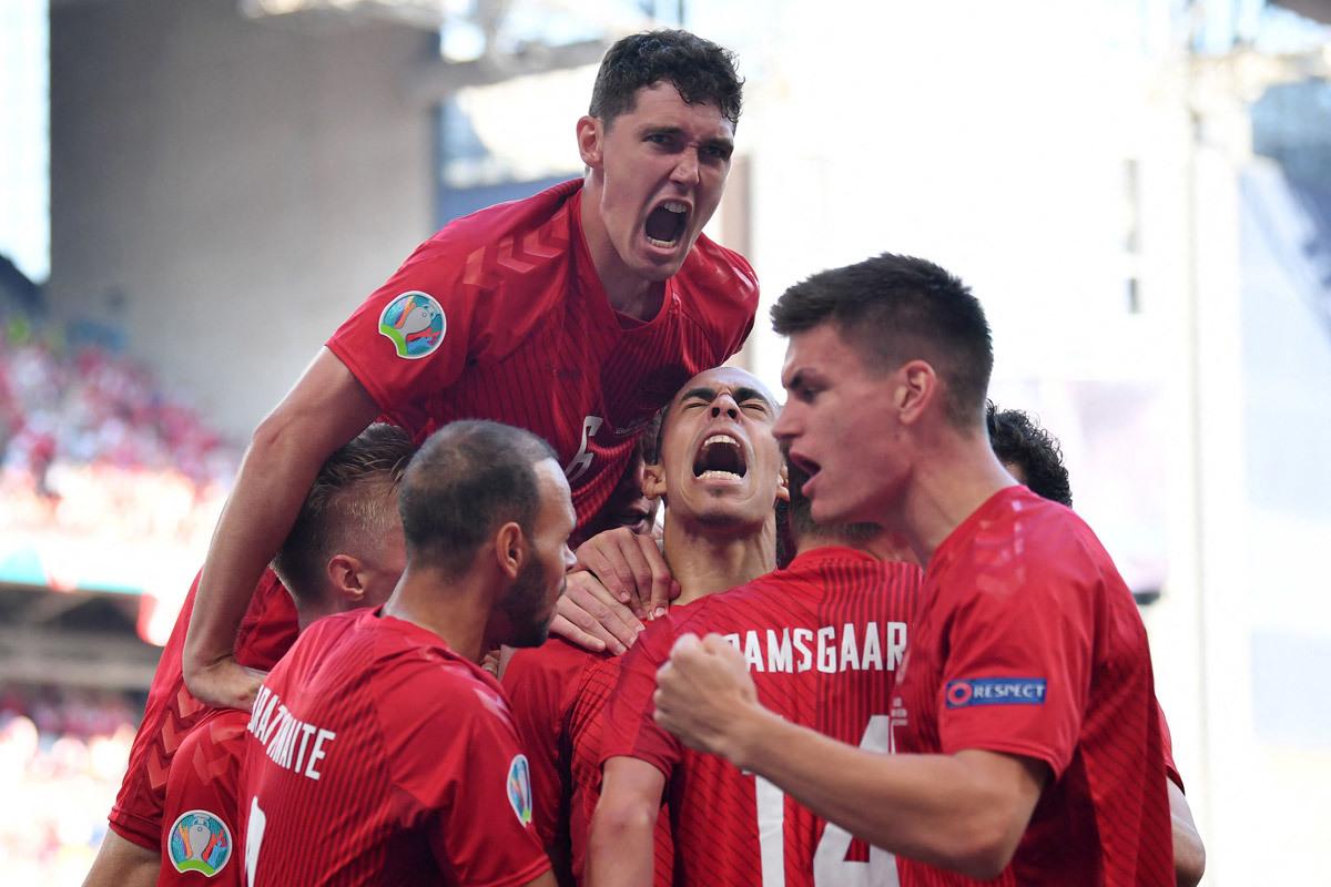 Đan Mạch 1-1 Bỉ: Hazard gỡ hòa (H2)