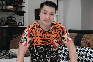 Diễn viên Lý Hùng phong độ tuổi 52