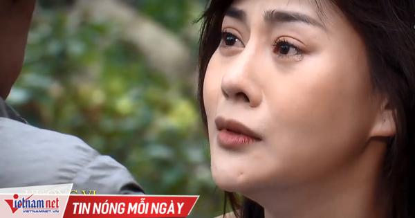 'Hương vị tình thân' tập 44, Nam bỏ chạy sau khi gặp bố đẻ
