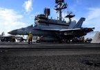 Xem nhóm tàu sân bay Mỹ diễn tập tác chiến trên Biển Đông