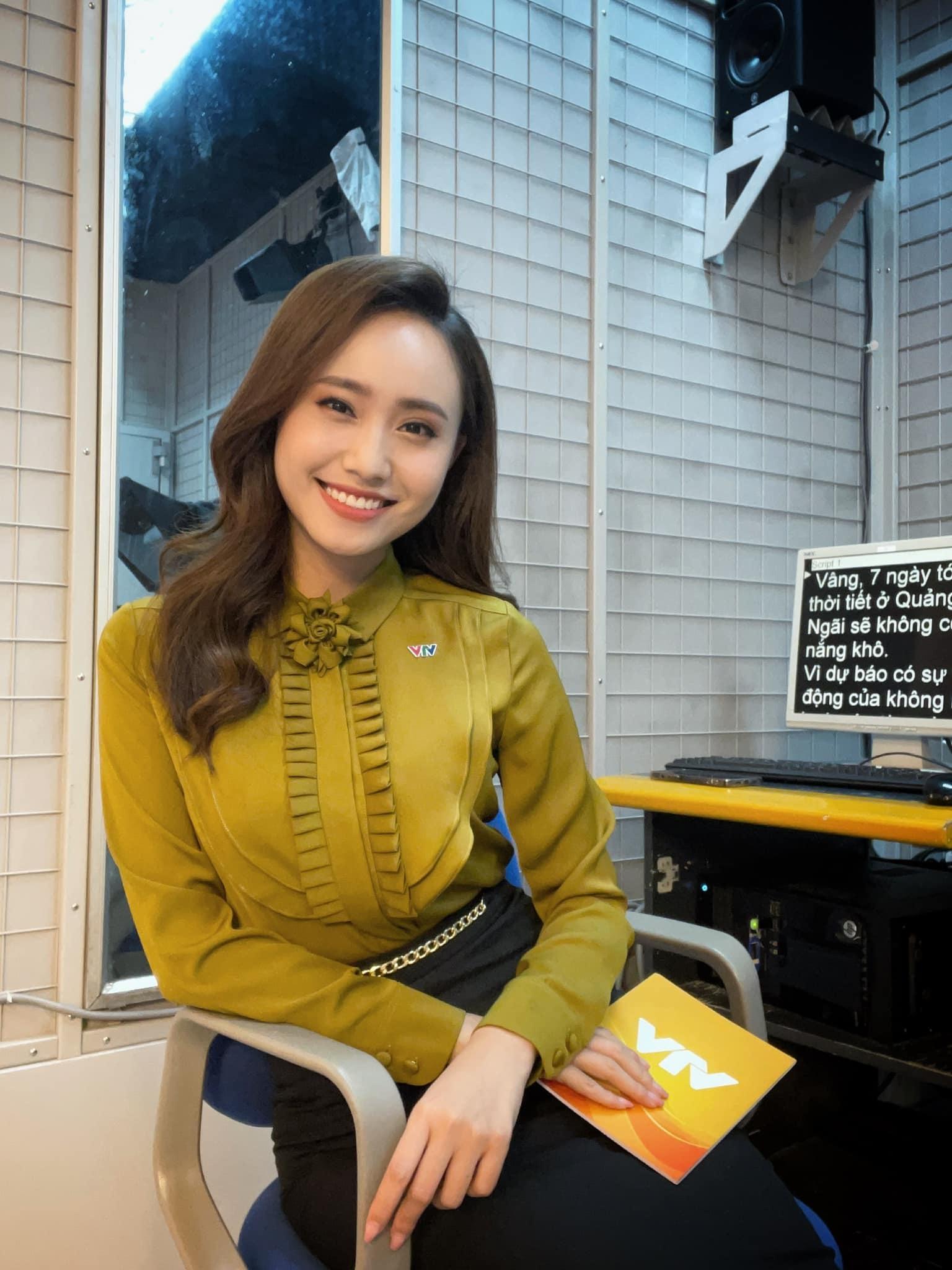 MC Xuân Anh VTV: 'Tôi chưa bao giờ nghĩ sẽ đổi nghề'