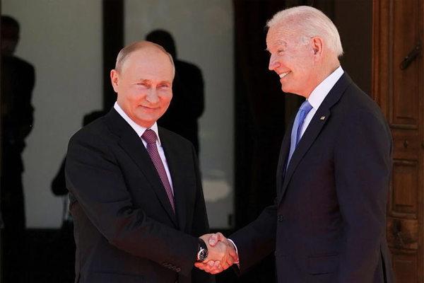 Tổng thống Biden muốn dồn ông Putin vào thế bí?