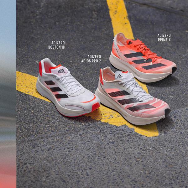 adizero - 'siêu giày' adidas chinh phục đỉnh cao tốc độ