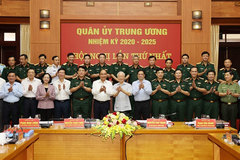 Central Military Commission appoints new members for 2020-25 period