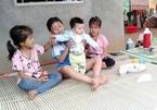 Gia đình anh Quách Thích ở Hòa Bình được ủng hộ hơn 50 triệu đồng