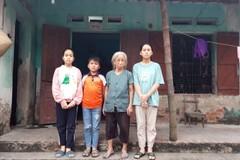 Bạn đọc ủng hộ 3 chị em mồ côi ở Hải Dương gần 100 triệu đồng