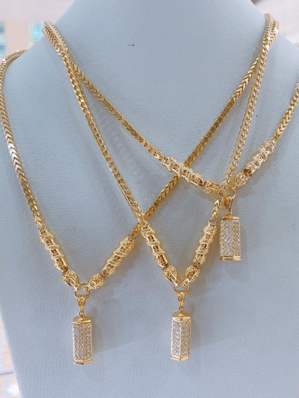 Tiệm vàng Kim Yến Én - địa chỉ mua trang sức đẹp, độc đáo ở An Giang