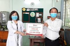Bé Mạnh Thiên được ủng hộ hơn 1 tỷ đồng, ca ghép gan phải tạm hoãn do Covid-19