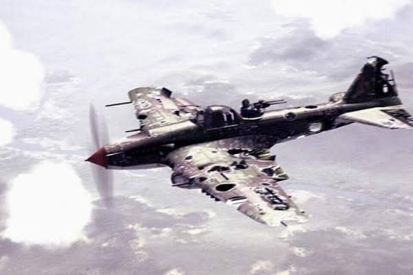 """Sức mạnh """"xe tăng bay"""" của Không quân Liên Xô trong Thế chiến Hai"""