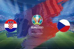 Link xem trực tiếp Croatia vs CH Séc, 23h ngày 18/6