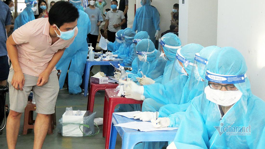 Nghệ An thành lập bệnh viện dã chiến điều trị Covid-19