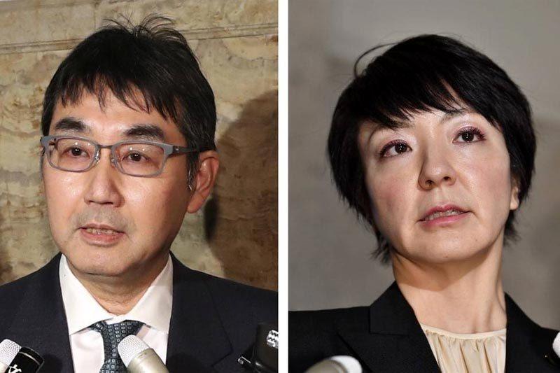 Mua phiếu bầu cho vợ, cựu Bộ trưởng Tư pháp Nhật lĩnh án tù