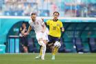 Thụy Điển 0-0 Slovakia: Đôi công hấp dẫn (H1)