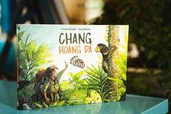 Cuốn sách 'Chang hoang dã – Gấu' được giao dịch bản quyền cao kỷ lục