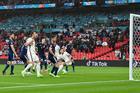 Anh 0-0 Scotland: Bóng trúng cột dọc (H1)