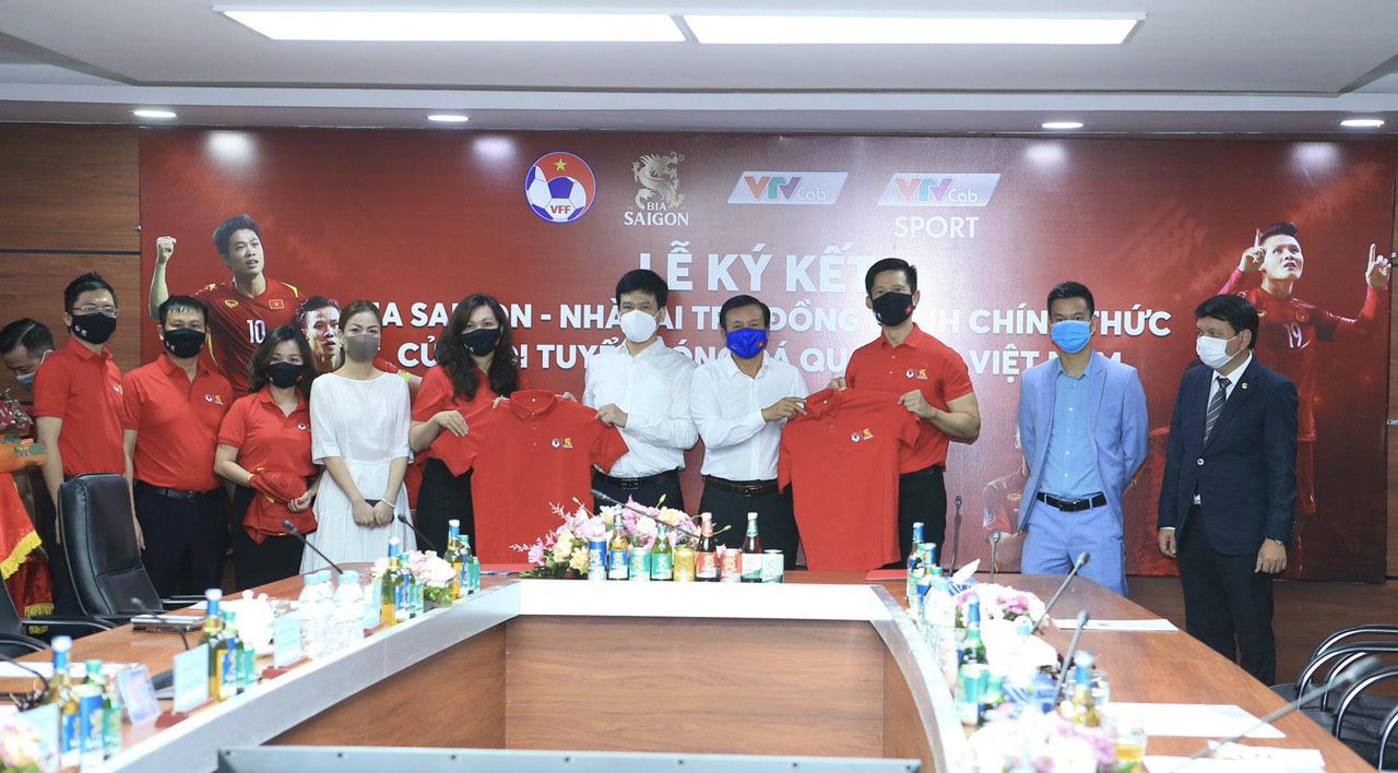 Tuyển Việt Nam nhận thêm 'doping' sau vòng loại World Cup 2022