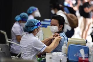 TP.HCM dự tính sẽ tiêm 836.000 liều vắc xin trong 5 ngày