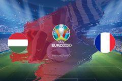 Link xem trực tiếp Hungary vs Pháp, 20h ngày 19/6
