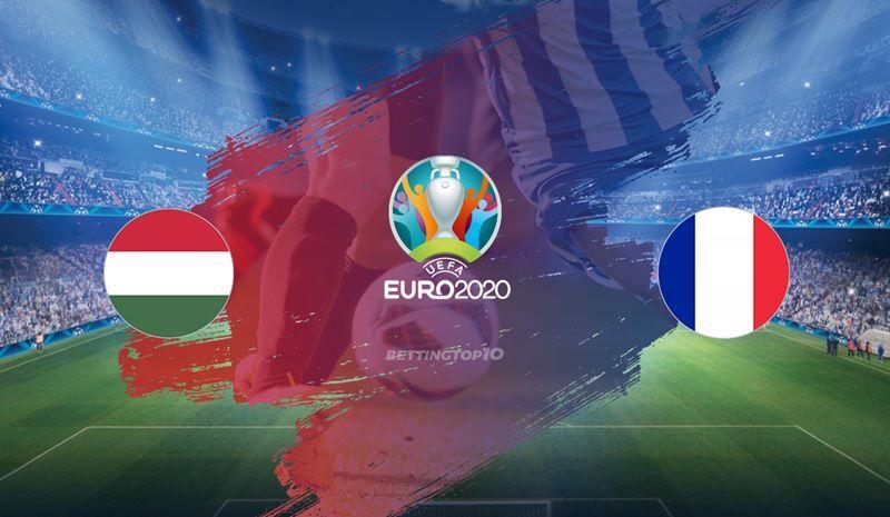 Hungary vs Pháp