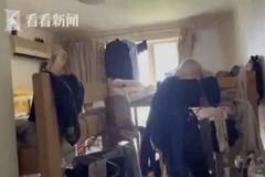 Phát hiện 39 người sống trong căn hộ 90m2