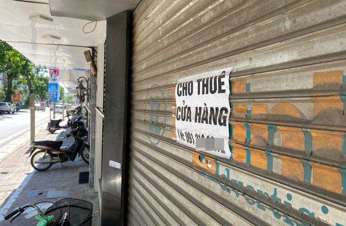 'Mặt tiền vàng' ở Hà Nội 'đại hạ giá' nhưng vẫn ế khách
