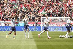 Hungary vs Pháp: Griezmann, Benzema, Mbappe xuất trận