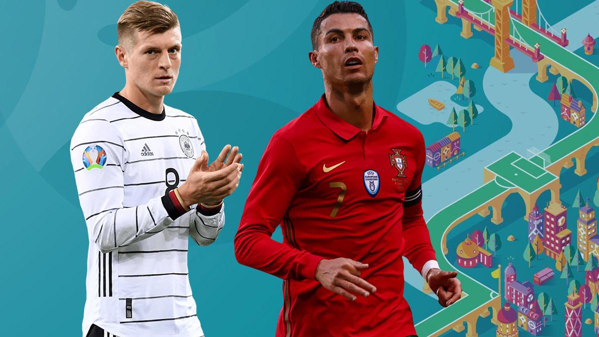Bồ Đào Nha vs Đức